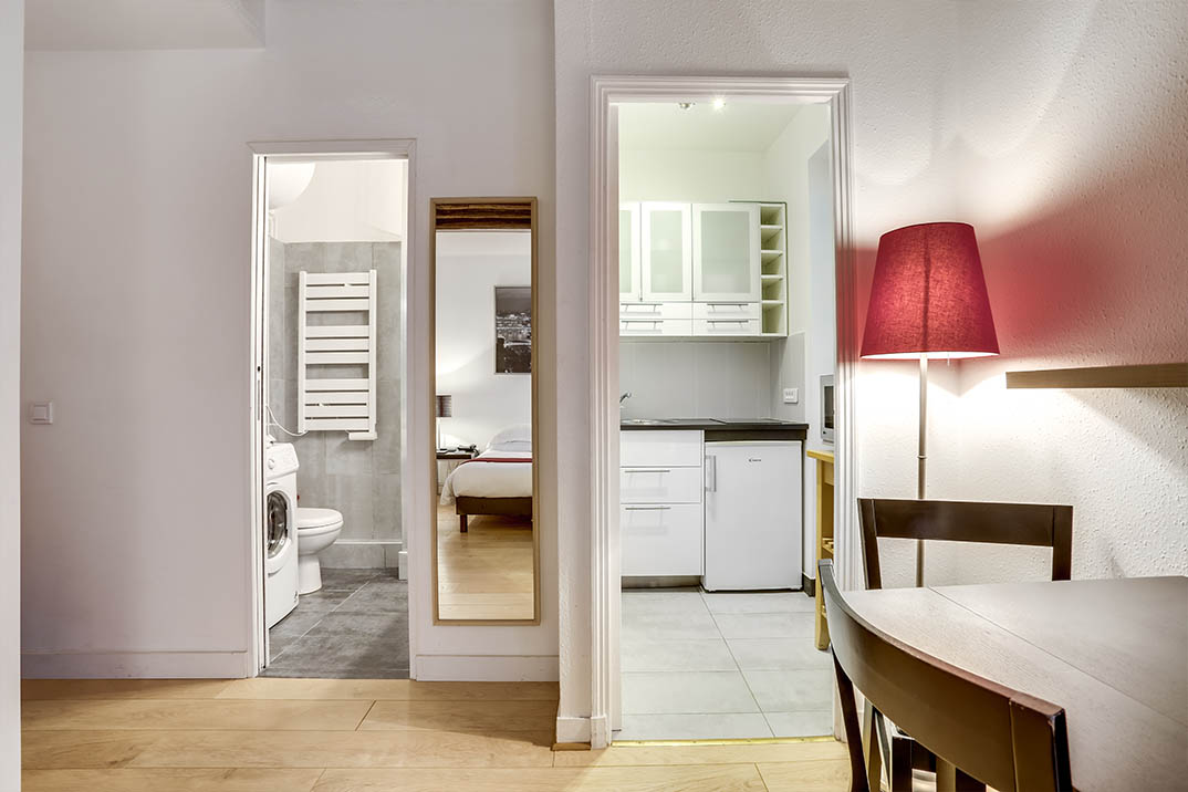 Paris Appartements Services - studio-2